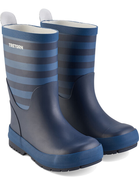 Tretorn Kids Gränna Rubber Boots Navy/Storm